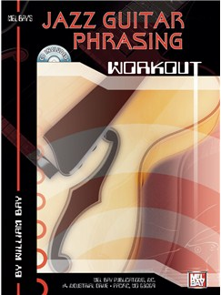 Jazz Guitar Phrasing Workout Books and CDs | Guitar