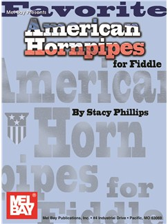Favorite American Hornpipes For Fiddle Books | Violin