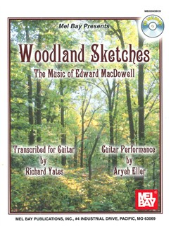 Woodland Sketches Books and CDs | Guitar, Guitar Tab
