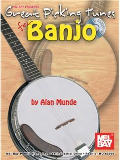 Great Picking Tunes for Banjo Books and CDs | Banjo, Banjo Tab