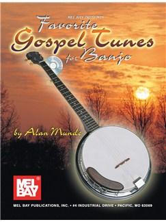 Favorite Gospel Tunes for Banjo Books and CDs | Banjo, Banjo Tab