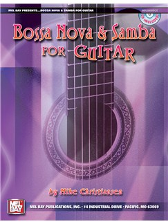 Bossa Nova And Samba For Guitar Books | Guitar