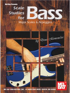 Scale Studies for Bass Books | Bass Guitar