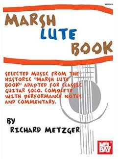Marsh Lute Book Books | Guitar