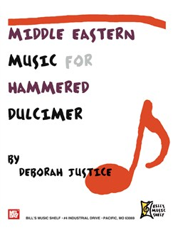 Middle Eastern Music for Hammered Dulcimer Books | Dulcimer