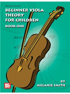 Beginner Viola Theory for Children, Book One Books | Viola