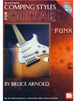 Comping Styles for Guitar - Funk Books and CDs | Guitar
