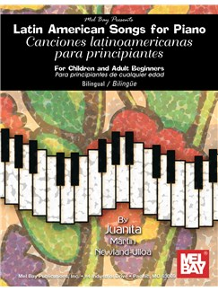 Latin American Songs for the Piano Books | Piano