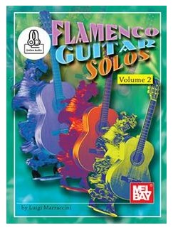 Flamenco Guitar Solos, Volume 2 (Book/Online Audio) Books | Guitar