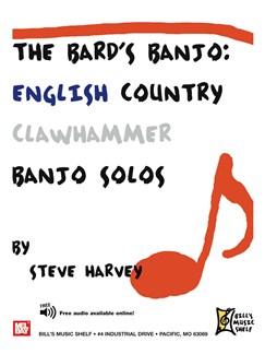 The Bard's Banjo: English Country Clawhammer Banjo Solos Books | Banjo, Banjo Tab