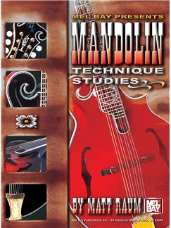 Mandolin Technique Studies Books | Mandolin