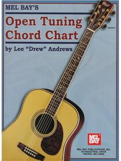 Open Tuning Chord Chart  | Guitar