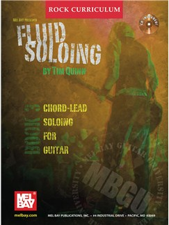 MBGU Rock Curriculum: Fluid Soloing, Book 3 Books and CDs | Guitar, Guitar Tab