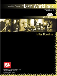 Jazz Workbook, Volume 1 C Edition Books and CDs | C Instruments