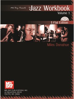 Jazz Workbook: Volume 1 E-Flat Edition Books and CDs | E Flat Instruments