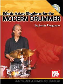 Ethnic Asian Rhythms for the Modern Drummer Books and CDs | Drums