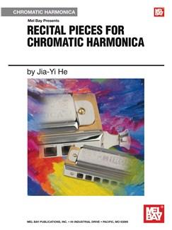 Recital Pieces for Chromatic Harmonica Books | Harmonica