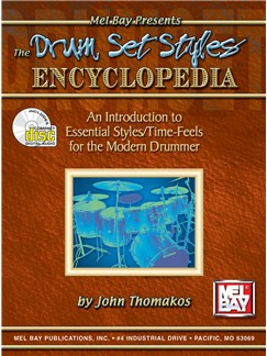 The Drum Set Styles Encyclopedia Books and CDs | Drums