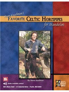 Steve Kaufman's Favorite Celtic Hornpipes for Mandolin Books | Mandolin