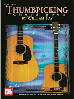 Thumbpicking Chord Book Books | Guitar