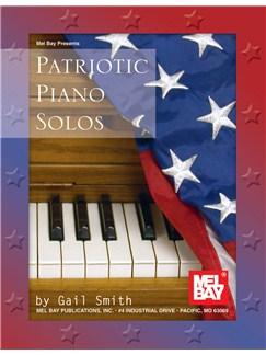Patriotic Piano Solos Books | Piano