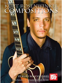 Kurt Rosenwinkel: Compositions Books | Guitar