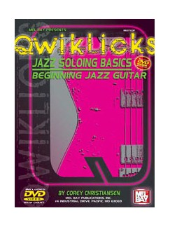 Jazz Soloing Basics Books and DVDs / Videos | Guitar