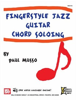 Fingerstyle Jazz Guitar Chord Soloing Books | Guitar