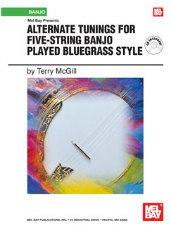 Alternate Tunings for Five-String Banjo Played Blgrs Style Books and CDs | Banjo, Banjo Tab
