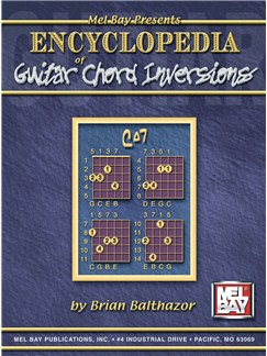Encyclopedia of Guitar Chord Inversions Books | Guitar