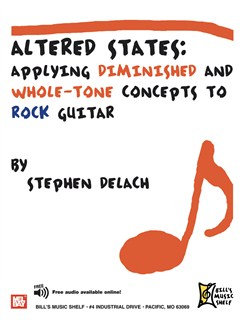 Altered States Books | Guitar