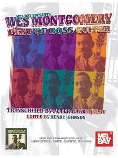 Wes Montgomery: Best Of Boss Guitar Books | Guitar Tab