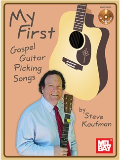 My First Gospel Guitar Picking Songs Books and CDs | Guitar