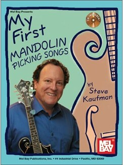 My First Mandolin Picking Songs Books and CDs | Mandolin