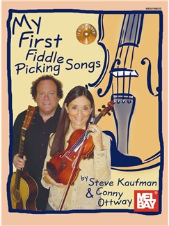 My First Fiddle Picking Songs Books and CDs | Violin