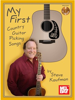 My First Country Guitar Picking Songs Books and CDs | Guitar