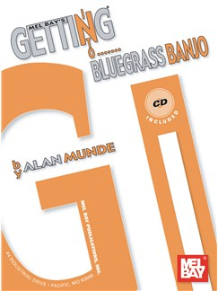 Getting into Bluegrass Banjo Books and CDs | Banjo