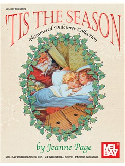 Tis the Season: A Hammered Dulcimer Collection Books | Dulcimer