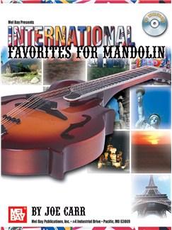 International Favorites for Mandolin Books and CDs | Mandolin