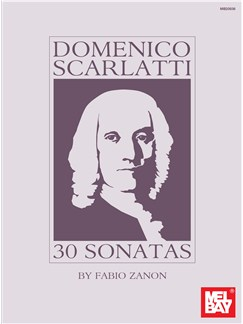 Scarlatti, Domenico: 30 Sonatas Books | Guitar