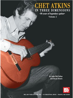 Chet Atkins in Three Dimensions Volume 2 Books | Guitar