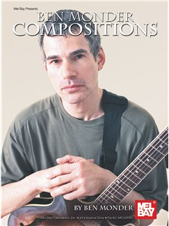 Ben Monder Compositions Books | Guitar