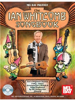 Ian Whitcomb Songbook Books and CDs | All Instruments
