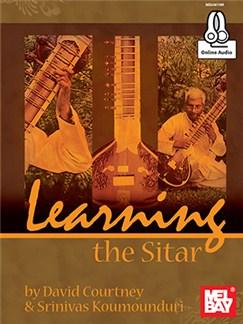 David Courtney/Srinivas Koumounduri: Learning The Sitar (Book/Online Audio) Books and Digital Audio | Sitar