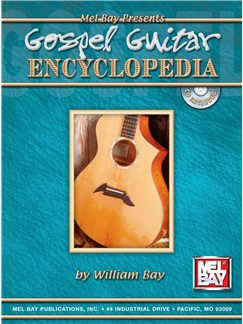Gospel Guitar Encyclopedia Books and CDs | Guitar, Guitar Tab