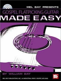 Gospel Flatpicking Guitar Made Easy Books and CDs | Guitar, Guitar Tab