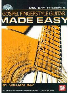 Gospel Fingerstyle Guitar Made Easy Books and CDs | Guitar, Guitar Tab