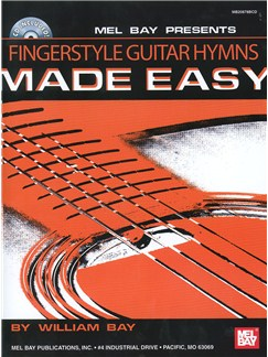 Fingerstyle Guitar Hymns Made Easy Books and CDs | Guitar, Guitar Tab