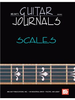 Guitar Journals - Scales Books | Guitar