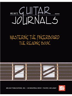 Guitar Journals - Mastering the Fingerboard: The Reading Book Books | Guitar